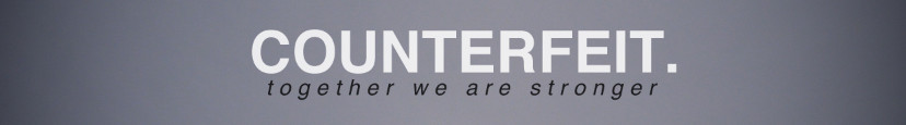 Counterfeit logo