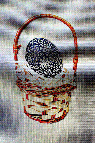 Needlepoint Canvas - Eggs egg easter eggs easter egg