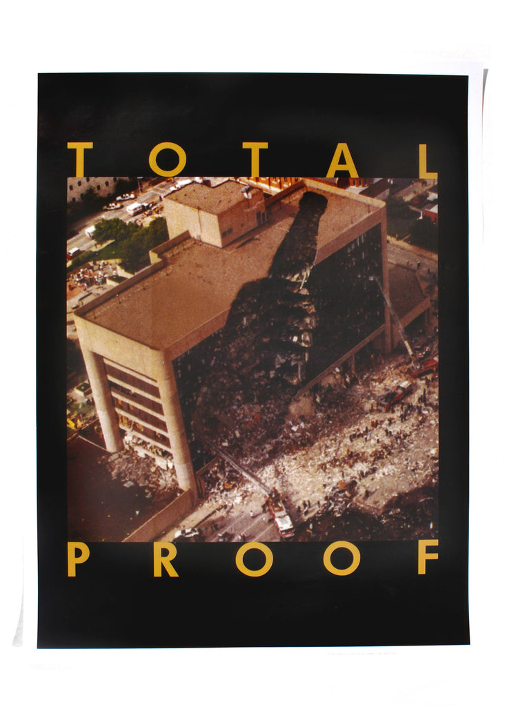 TOTAL PROOF Poster