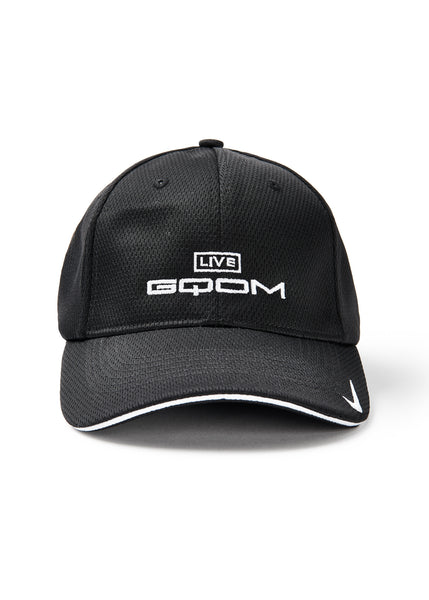 GQOM LIVE Flex-Fit Cap (Black)