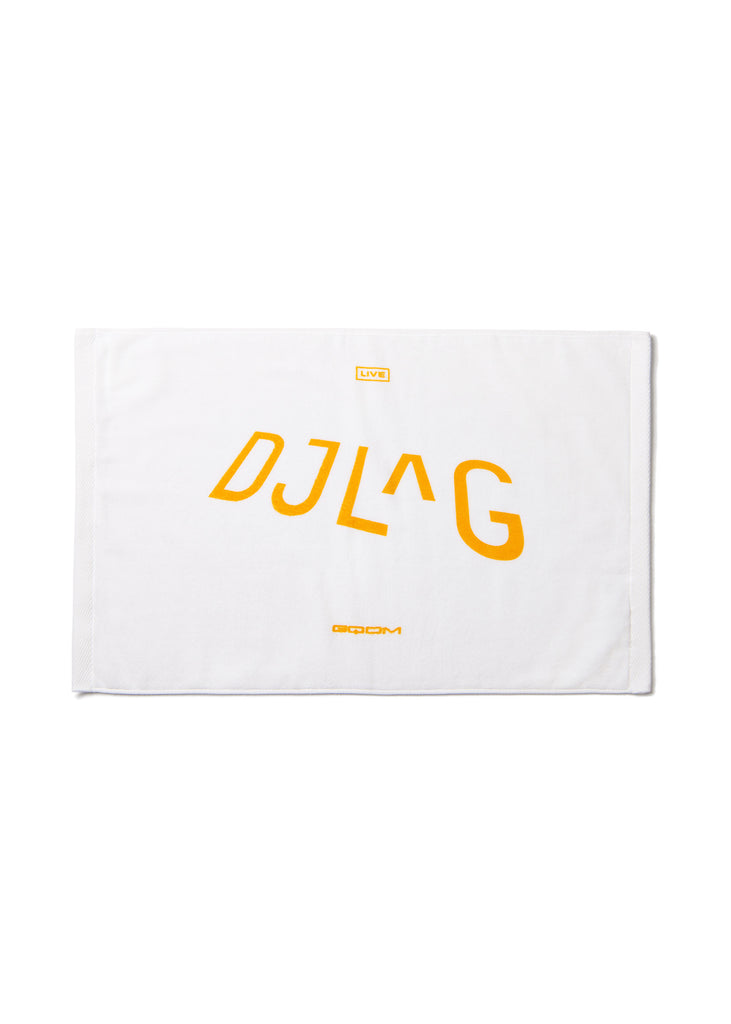 DJ Lag Rally Towel