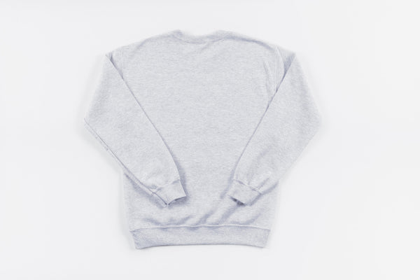 Grey Sensitive Crewneck Sweatshirt