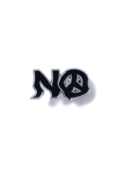 Othelo Gervacio 'No Peace' Pin