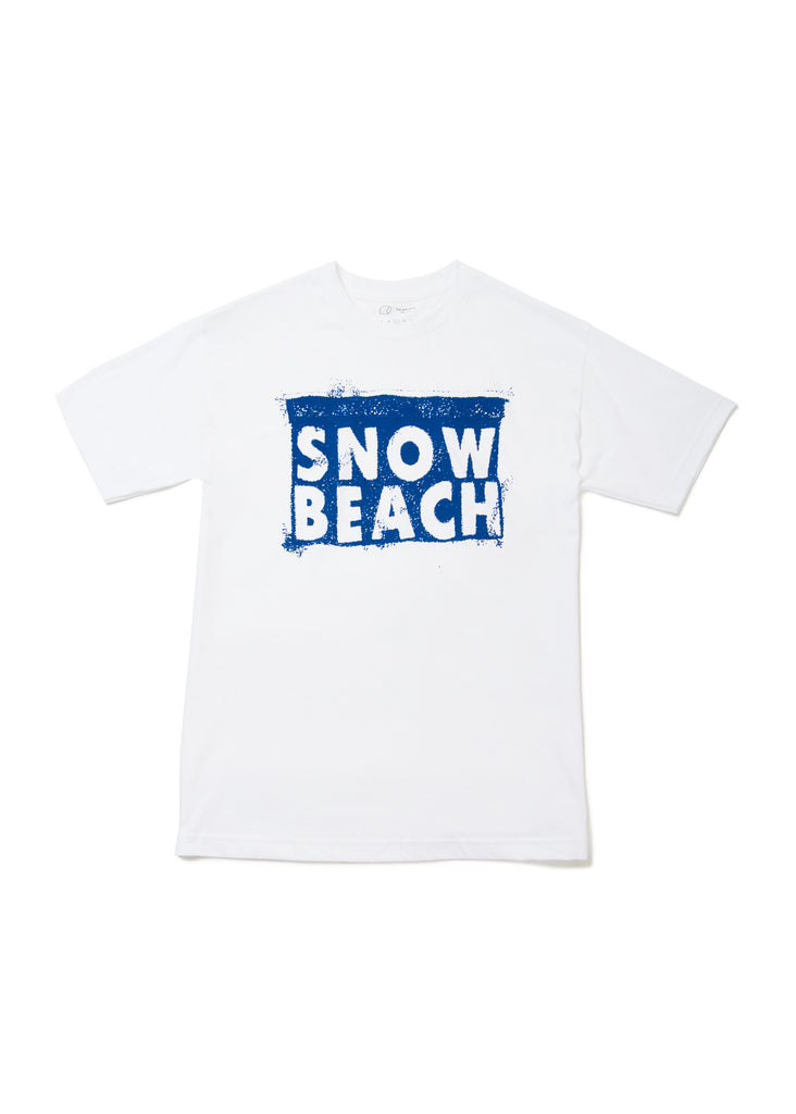 Bury Me With The Lo On 'Snow Beach' T Shirt