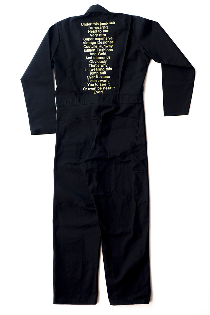 'Designer Couture' Jumpsuit