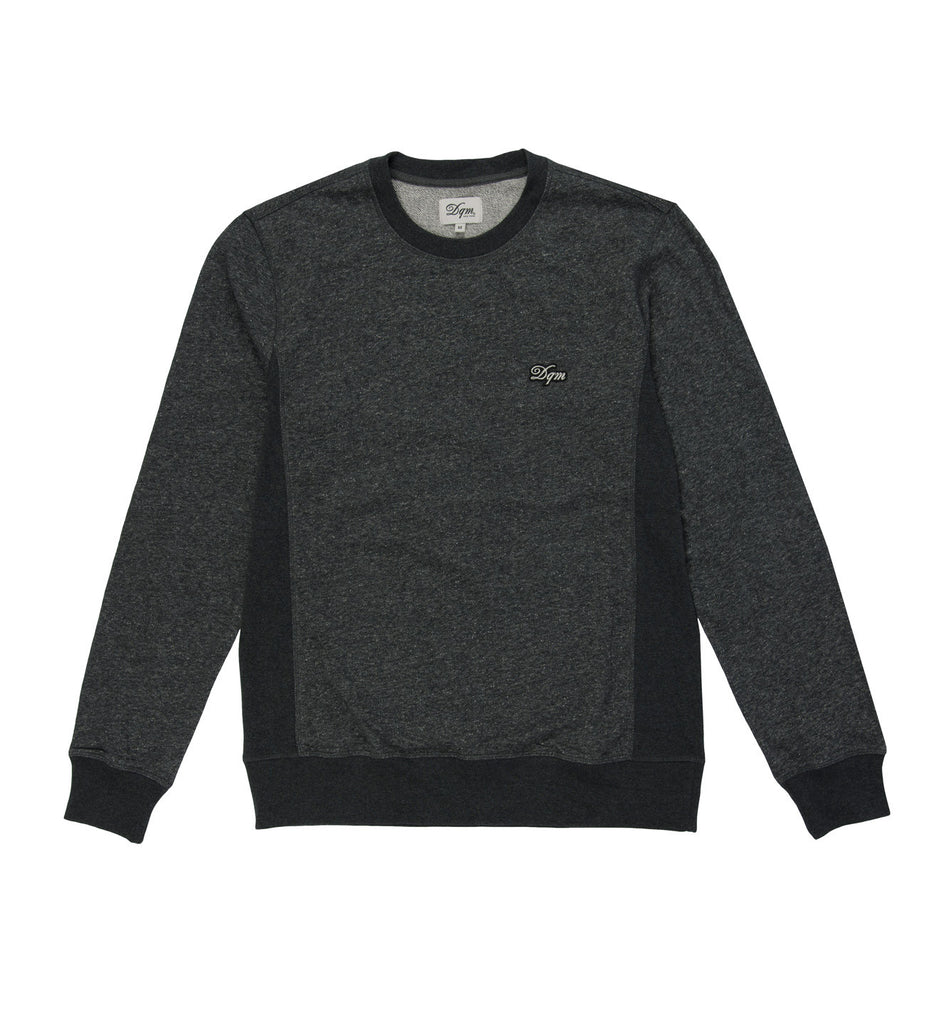 French Terry Layering Crewneck