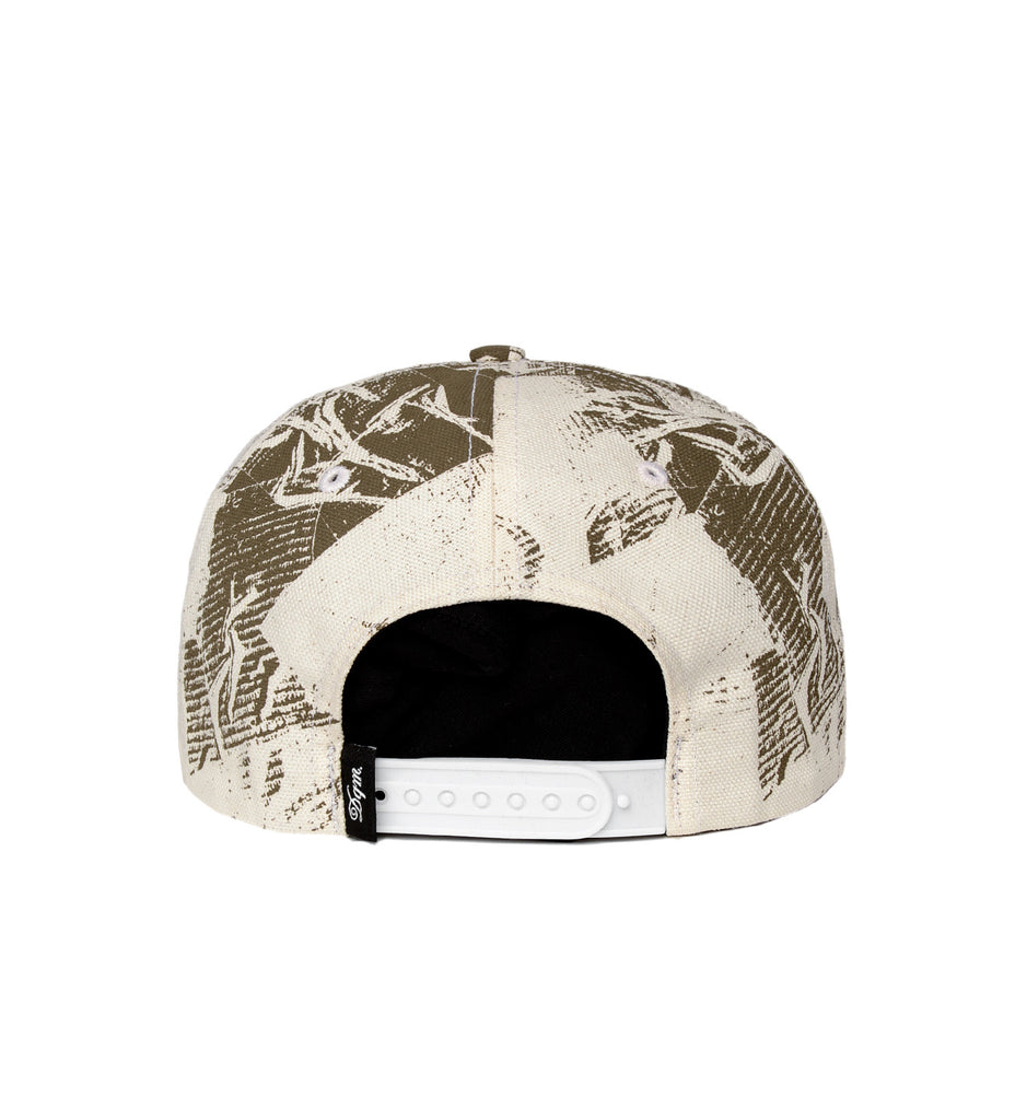 Duct Tape Print Polo Hat