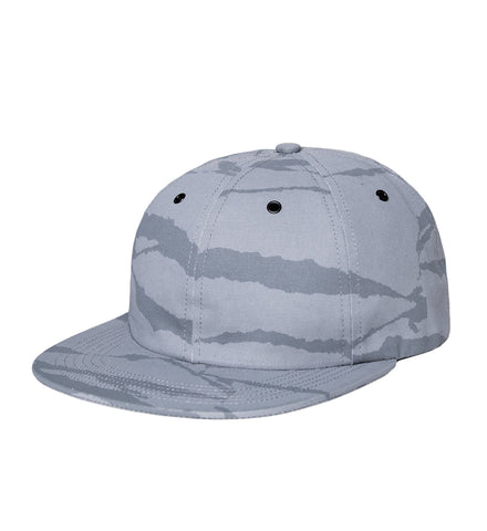 Torn Paper Camo Polo Hat