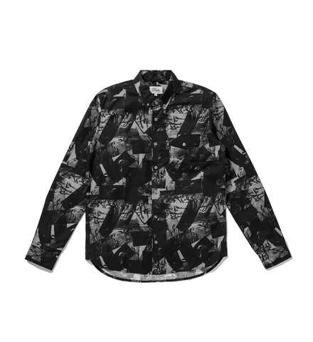 Duct Tape Print Shirt