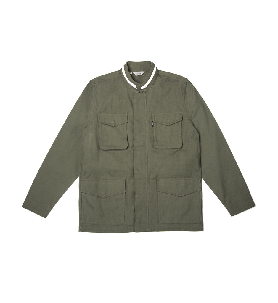 Cotton Ripstop M-65 Jacket