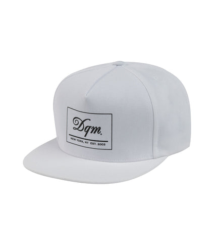 Printed Logo Hat