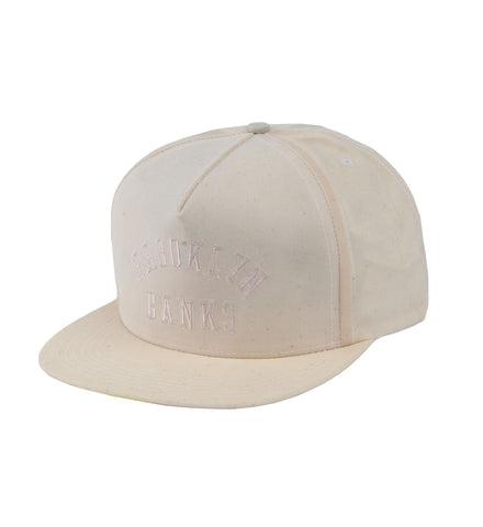 Brooklyn Banks Waxed Cotton Snapback