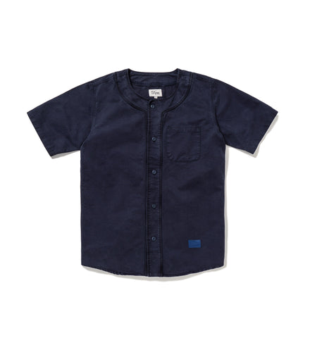 Twill Baseball Shirt