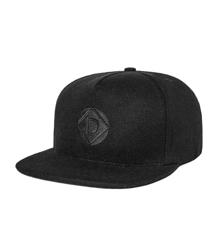 Diamond Five Panel Hat