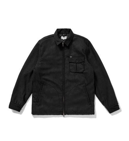 Wool Tanker Jacket