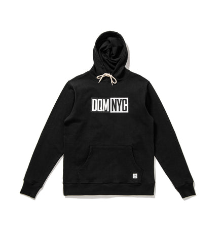 DQM NYC Pullover Hood