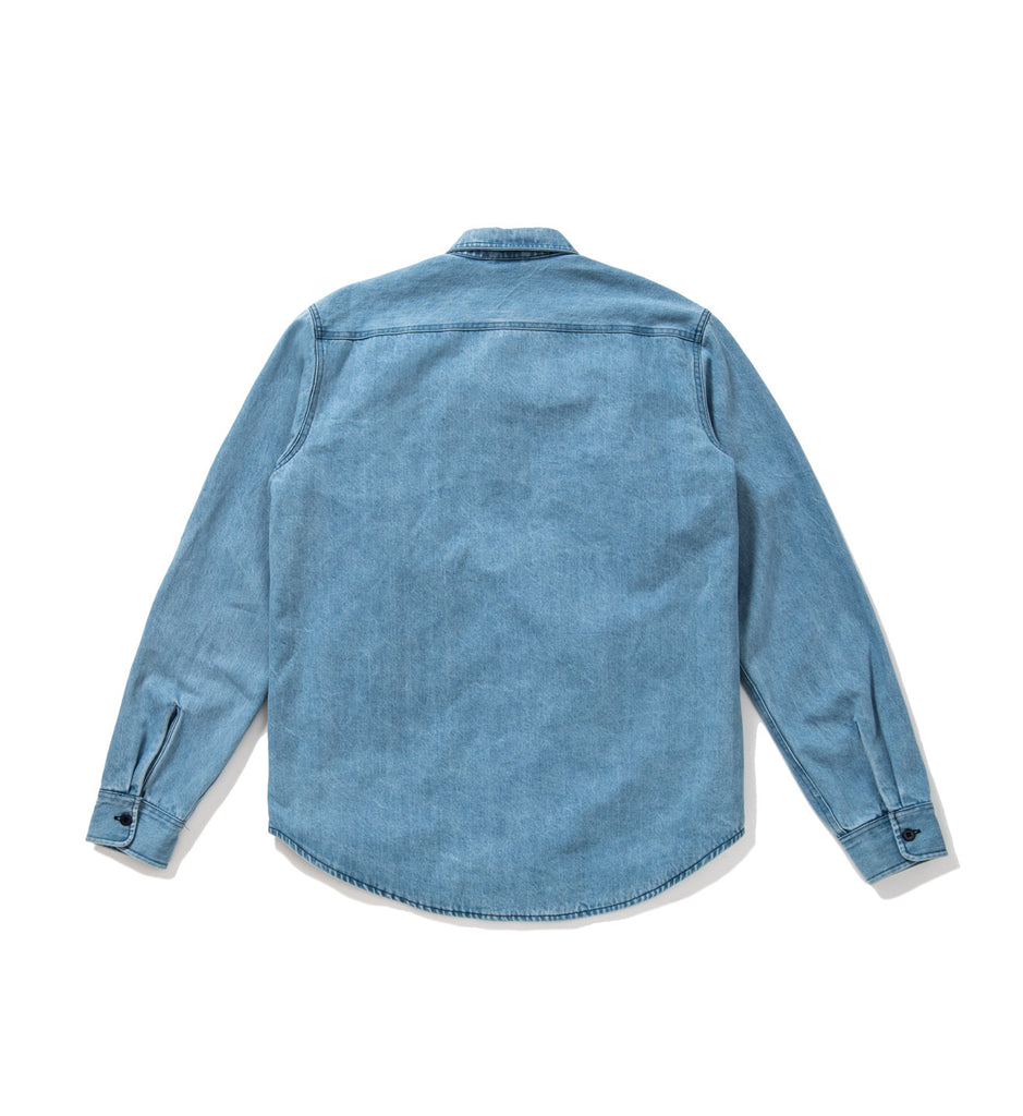Denim CPO Shirt Jacket