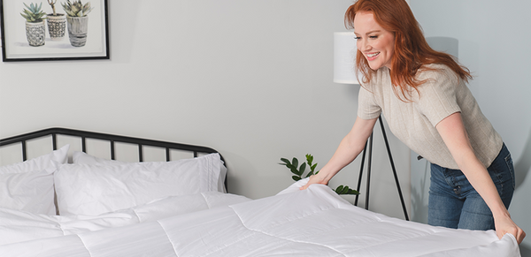 Your Guide to Buying Bedding