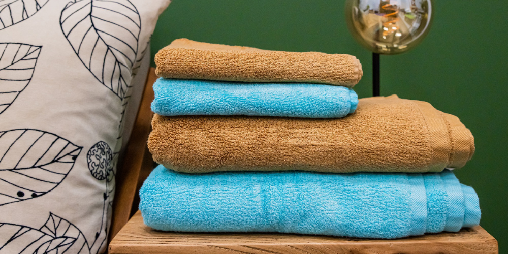 Cosy House bamboo pillows for college kids