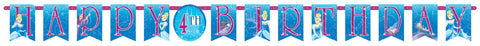 Disney Cinderella Jumbo Add-An-Age Letter Banner