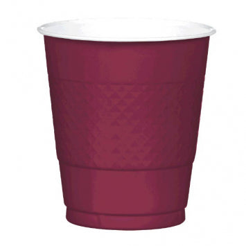 Berry 12oz. Plastic Cups 20ct.