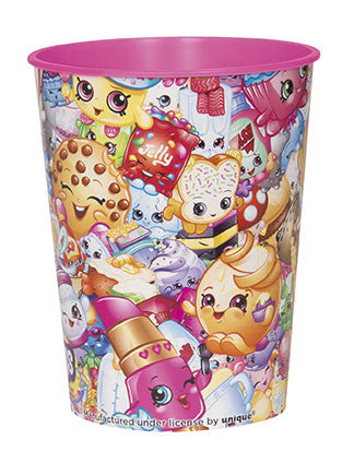 Shopkins 1 Collection 16 oz. Plastic Cup