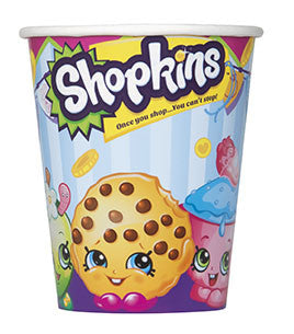 Shopkins 8 9 oz. Cups