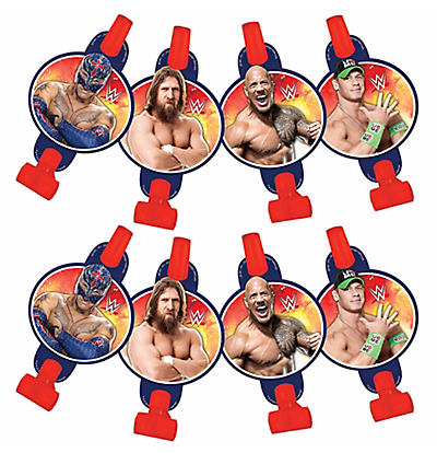 WWE Party Blowouts 8ct.
