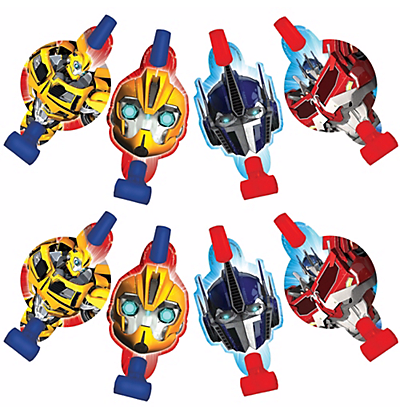 Transformers Blowouts 8ct.