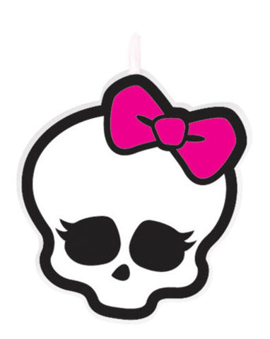 Monster High Mini Molded Cake Candles