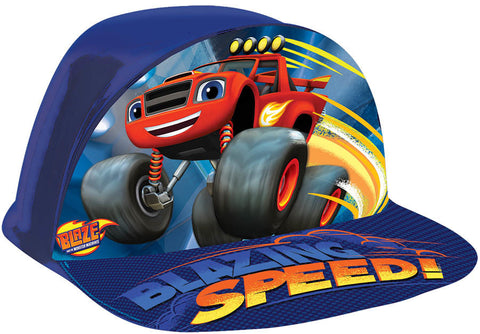 Blaze and the Monster Machines Vac Form Hat