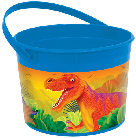 Prehistoric Party Favor Container