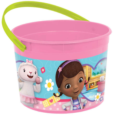 Disney Doc McStuffins Favor Container