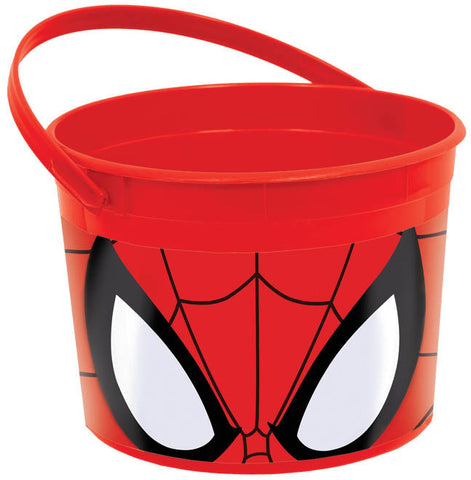 Spider-Man Favor Container