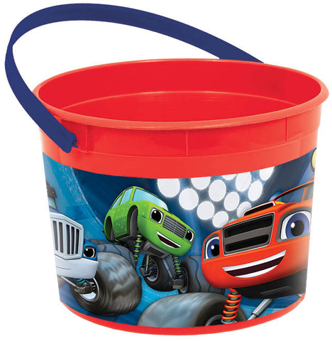 Blaze and the Monster Machines Favor Container