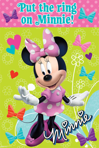 Disney Minnie Mouse Party Game