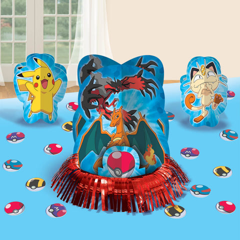 Pikachu and Friends Table Decorating Kit