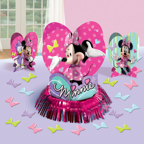Disney Minnie Mouse Table Decorating Kit