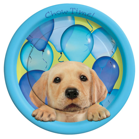 Party Pups Lunch Plates 8ct.