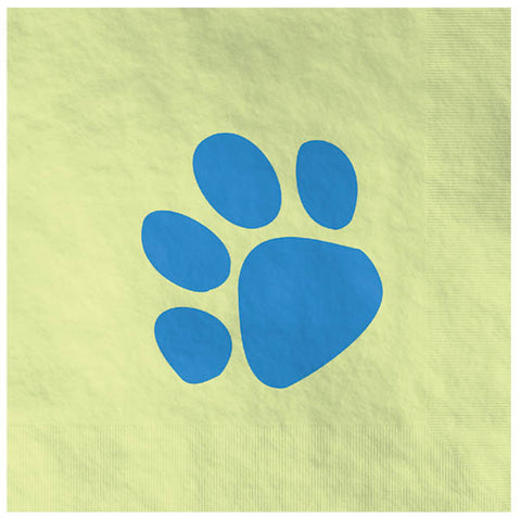 Party Pups Beverage Napkins 16ct.