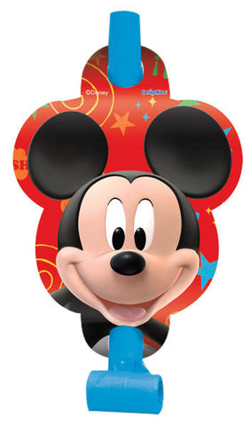 Disney Mickey Mouse Blowouts 8ct.