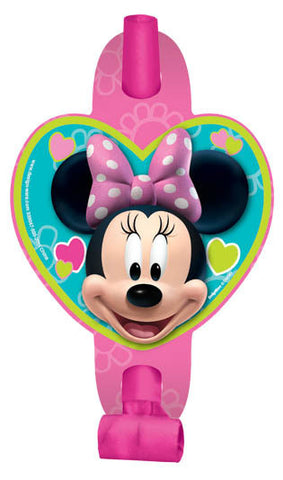 Disney Minnie Mouse Blowouts 8ct.