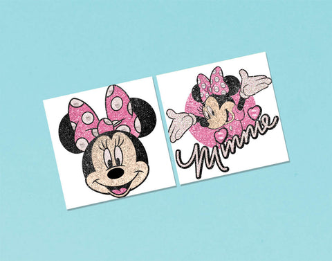 Disney Minnie Mouse Body Jewelry