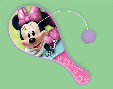 Disney Minnie Mouse Paddle Ball
