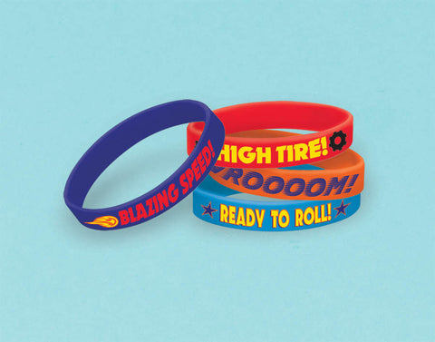 Blaze and the Monster Machines Rubber Bracelet Favors