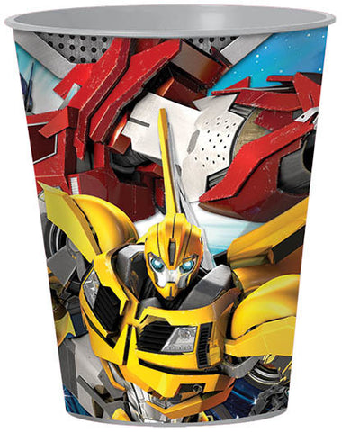 Transformers Favor Cup