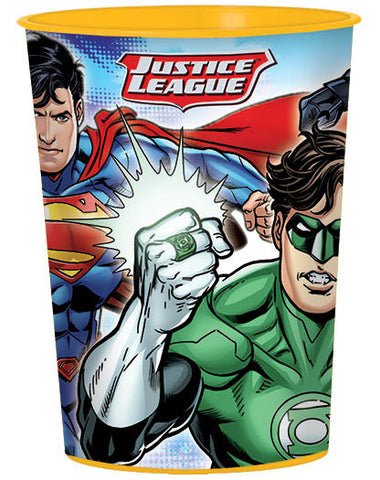 Justice League Favor Cup