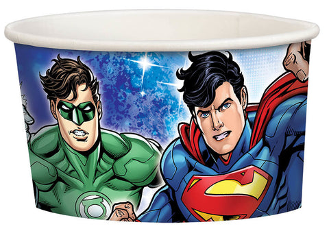 Justice League Treat Cups 8ct.