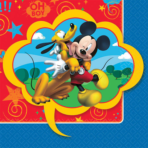 Disney Mickey Mouse Beverage Napkins