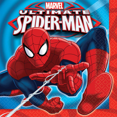 Spider-Man Luncheon Napkins 16ct.